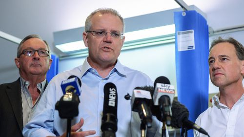 Mr Morrison's approval is the best result for a prime minister since February 2016.