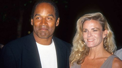 Simpson and Nicole Brown Simpson. (AP/AAP)