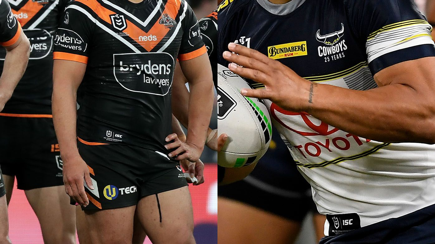 Wests Tigers, North Queensland Cowboys complete swap of young guns