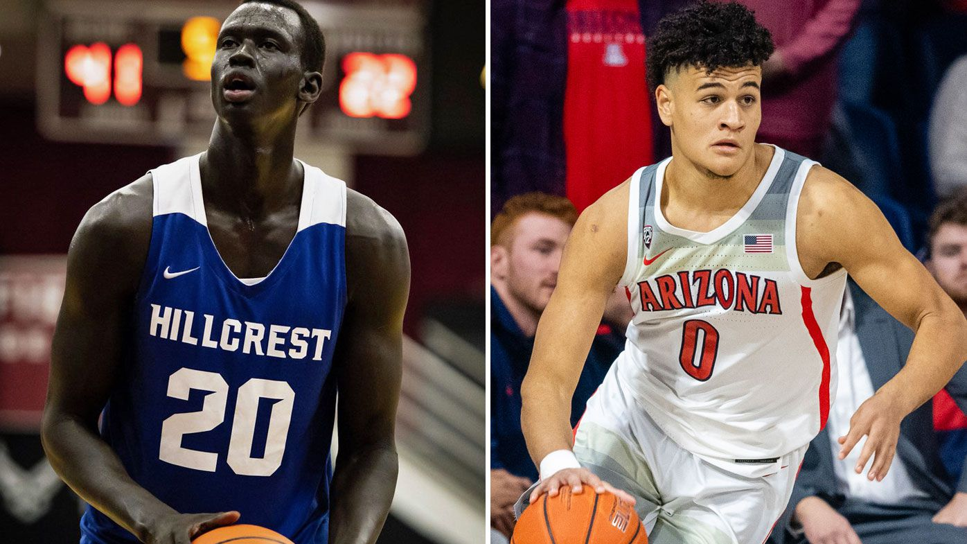 Aussie teen Makur Maker eligible for 2020 NBA draft, Josh Green projected in top 20