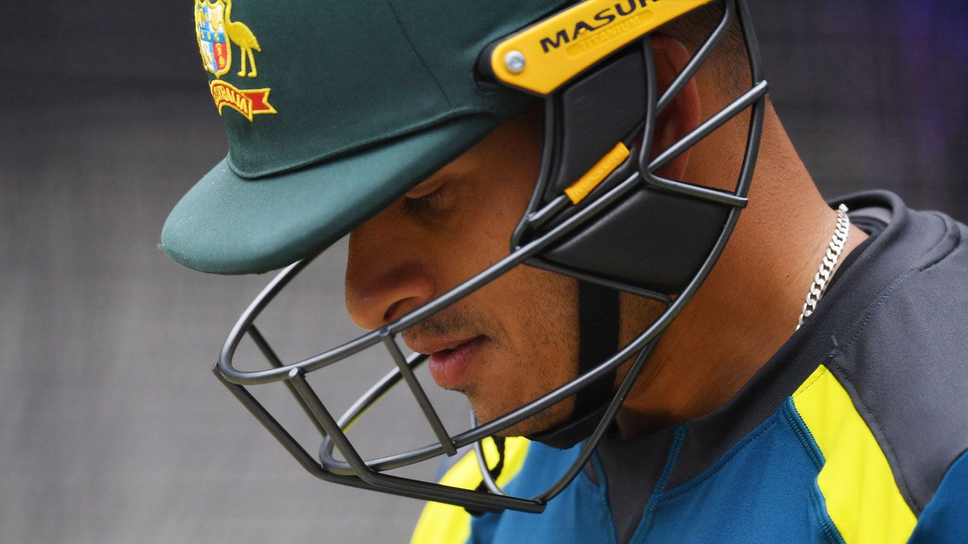 Cricket: Test team rallies around 'shocked' Usman Khawaja following brother's arrest