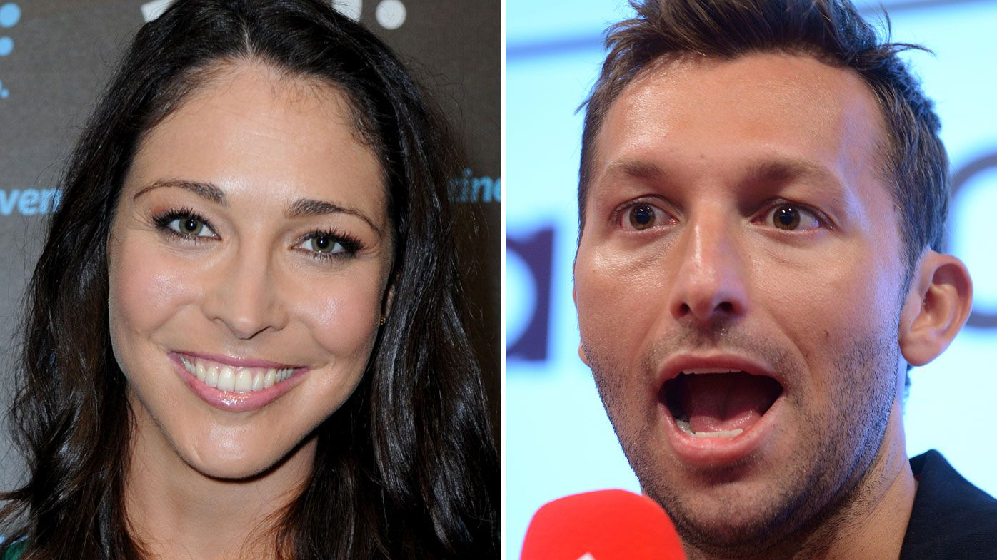Australian swimming champions Ian Thorpe and Giaan Rooney forced out of 'stolen' hire car