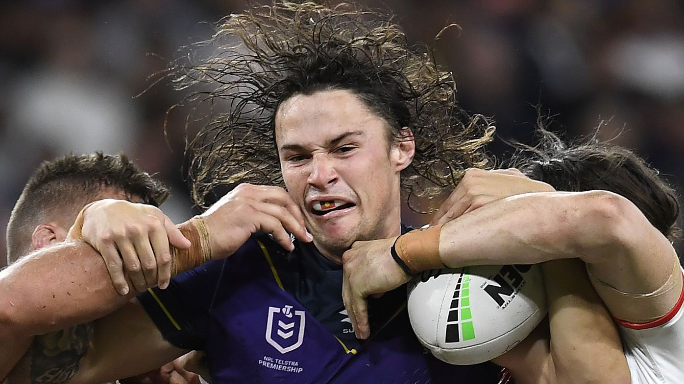 EXCLUSIVE: Storm's Nicho Hynes an outstanding buy for rival club, Peter Sterling says