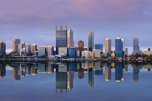 Why Perth's Good Friday break could be a wash out