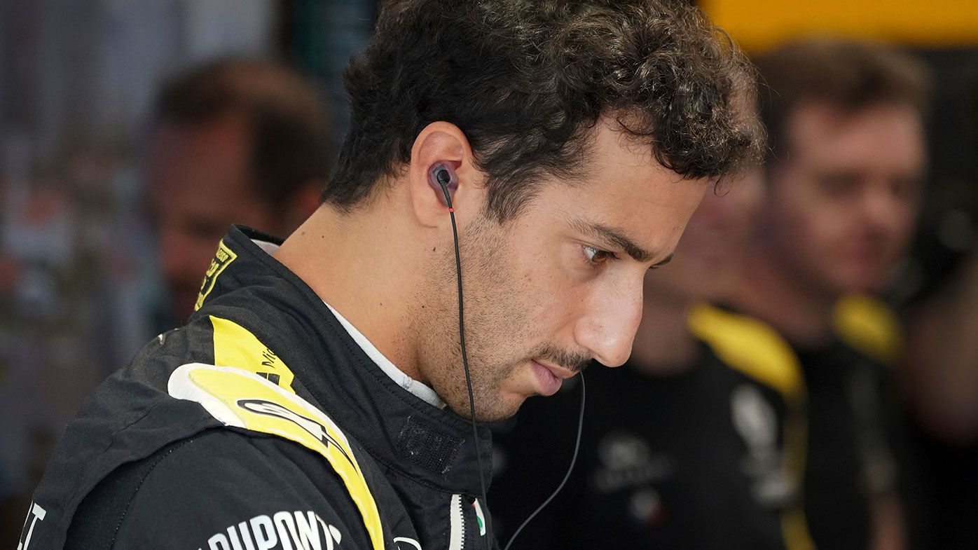 Daniel Ricciardo reveals 'hurt' behind Renault split, awkward relationship with Cyril Abiteboul