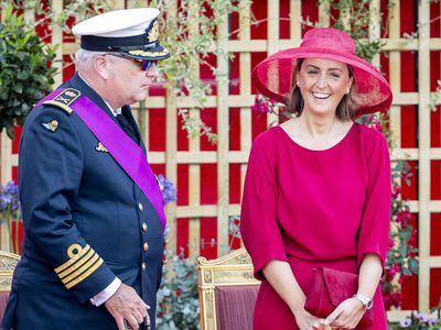 Belgian royal family touched by coronavirus