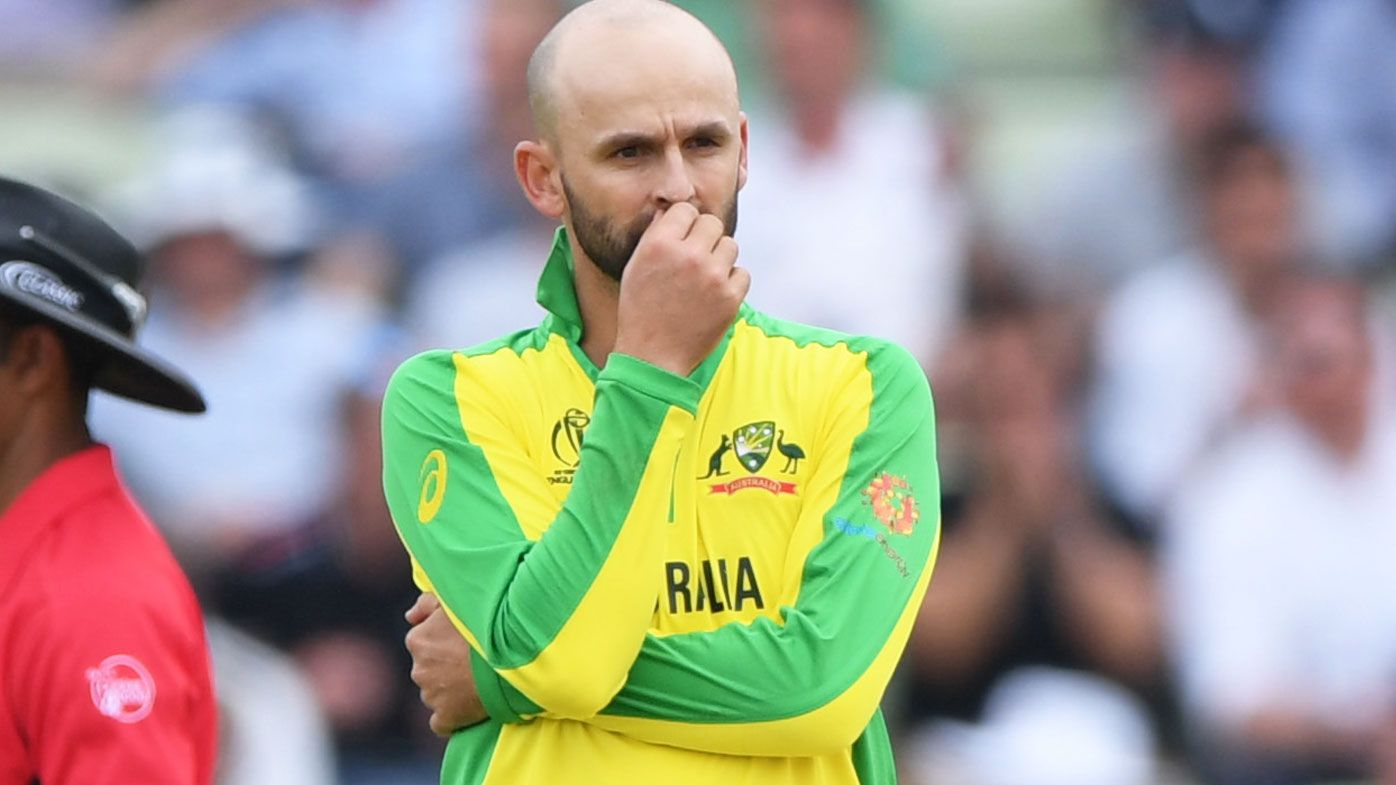 'Because he's an off-spinner, he's almost ruled out': Mark Taylor baffled by 'unlucky' Nathan Lyon's ODI axing