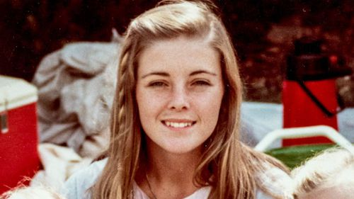 Joanne Curtis was a schoolgirl when she became romantically involved with Chris Dawson. (The Australian)