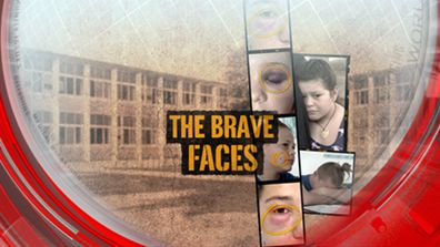 The brave faces