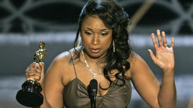 Jennifer Hudson won the Best Supporting Actress Oscar for her performance as Effie White in Dreamgirls