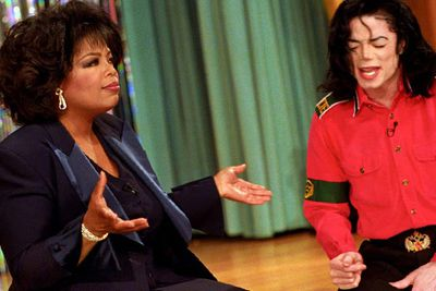 """This, Michael's first interview in 14 years, went on to become the most-watched interview in television history. Fans were excited to get a peek into his home and private life, none more so than Oprah herself: """"We are coming in the gates of Neverland, and it's like a moment in <i>The Wizard of Oz</i>. It was literally like going to see the wizard. We couldn't believe it. I felt like a kid."""""""