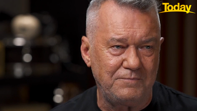 Jimmy Barnes was a close friend of Mr Gudinski and knew him for several decades.