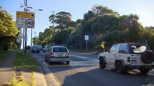 A 40km/h speed limit will be enforced around shops, hospitals and public transport hubs following a spike in pedestrian deaths. Picture: 9NEWS