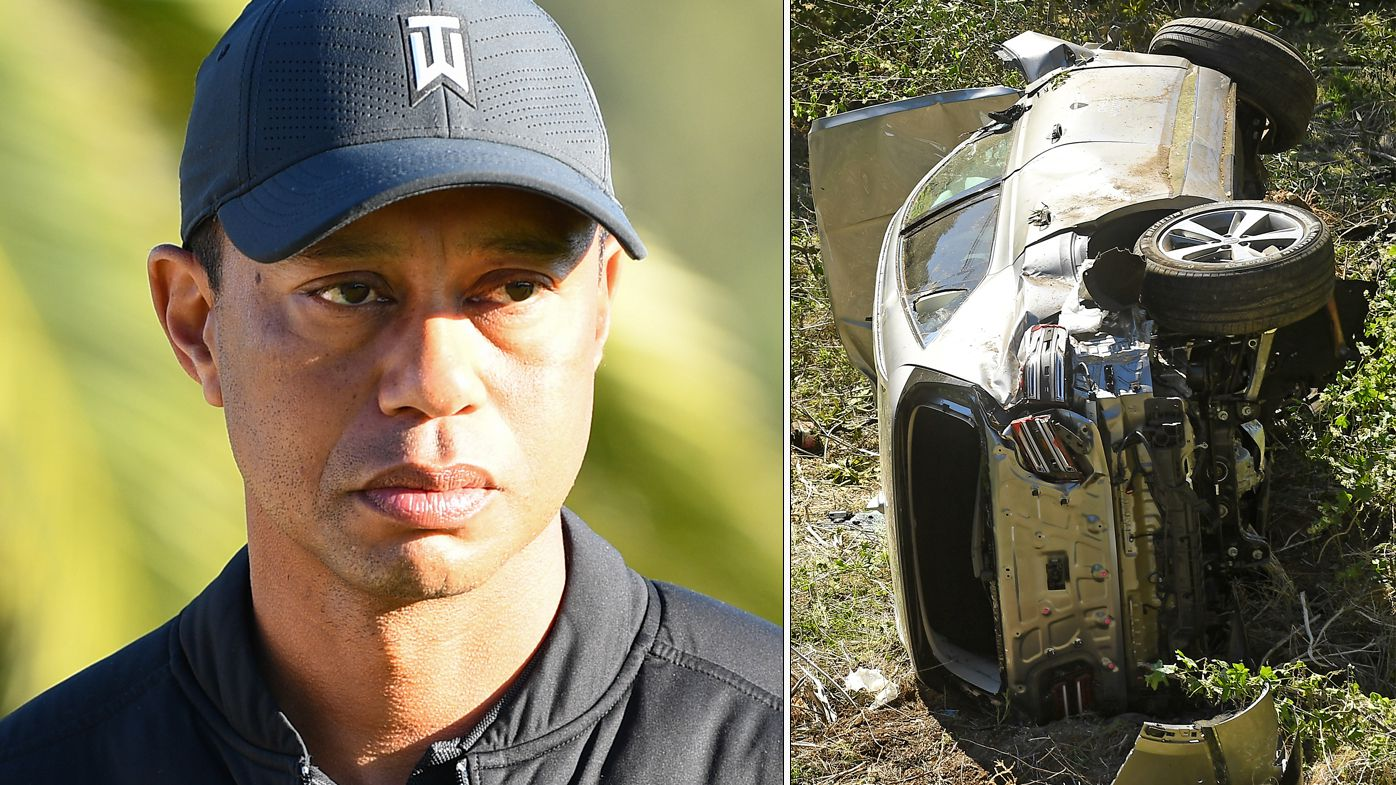 Tiger Woods makes further progress on injured leg as he arrives in California for US Open honour