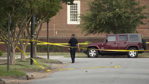 Twelve people are dead after a mass shooting in Virginia Beach.