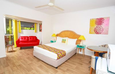 1. Port Douglas Motel, Qld