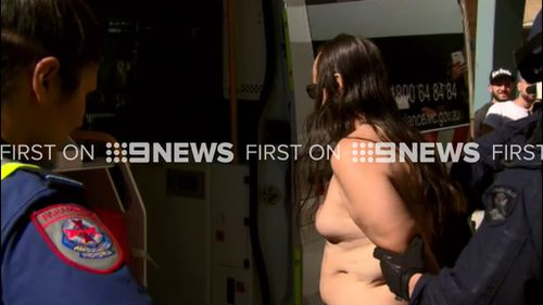 A man has been arrested after police negotiations at a Melbourne apartment building. (9NEWS)