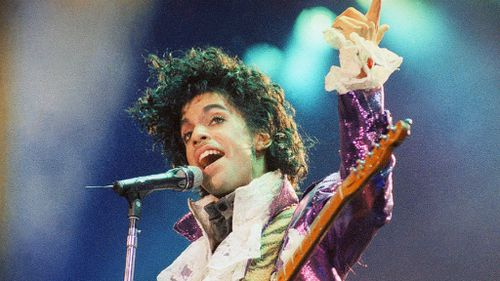 """Prince's 1984 album """"Purple Rain"""" is often described as one of the greatest of all time. (AAP)"""