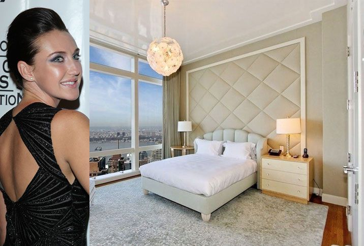 """Anna Anisimova is Russia's answer to a question no-one asked: """"Do you have a Paris Hilton type?"""" <br/><br/><i>Da</i>, they do, and she's selling her New York City penthouse with sweeping views of Central Park for five times what she paid for it less than a decade ago. <br/><br/>The three-bedroom whole-floor aerie at the top of the Time-Warner building is on the market for $50 million, but Anisimova says she'll take $70k a week in rent as well. She moved into a townhouse formerly owned by fashion designer Diane von Furstenberg earlier this year after living in the penthouse since 2004. <br/><br/><i>Pics: Curbed</i> <br/><br/><br/><br/><br/>"""