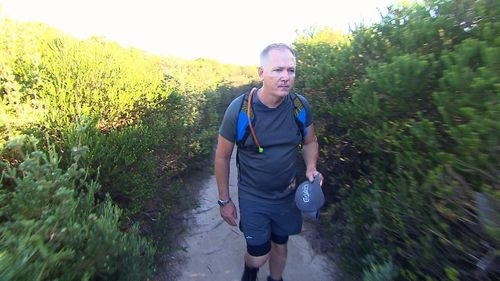 New South Wales Police Commissioner Mick Fuller is doing the Kokoda Trail to help raise money for fallen officers.