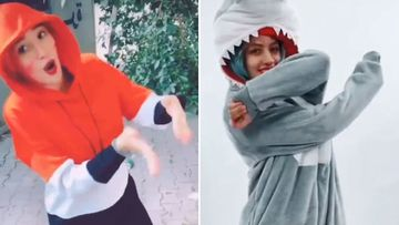 Haneen Hossam and Mawada Eladhm have been jailed for their TikTok videos.