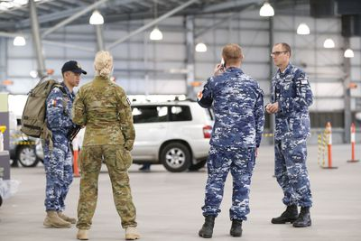 ADF rolls out in mostly 'back room' roles