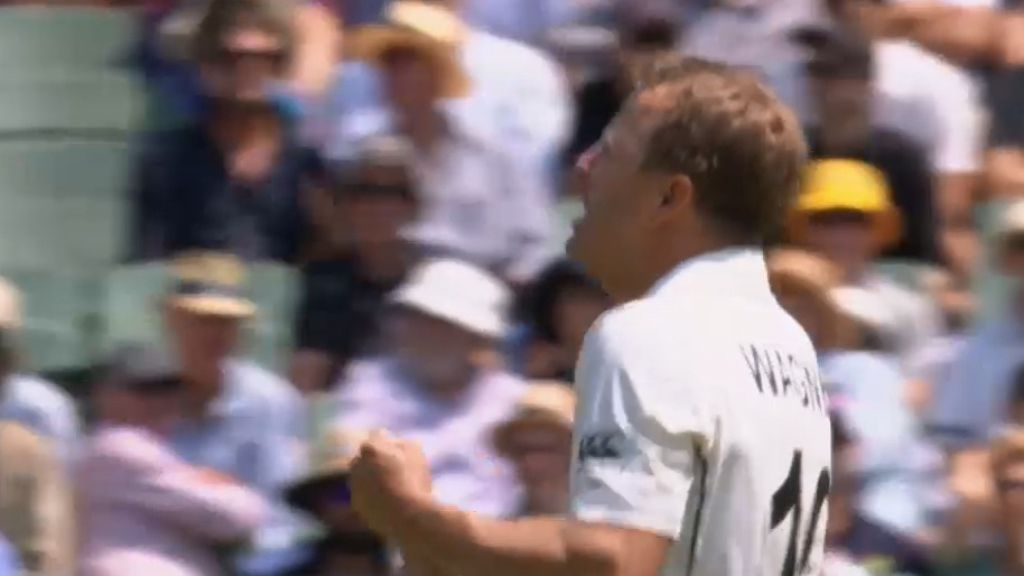 'He just didn't stop': Aussies in awe of 'absolute machine' Wagner