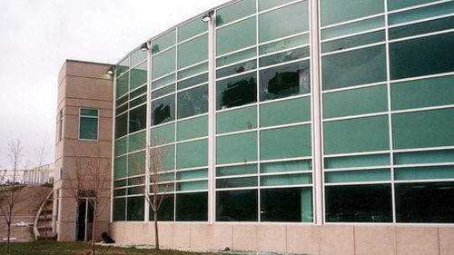 190417 USA news Columbine High School lockdown threat