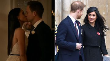 Meghan Markle just got married... but not to Harry