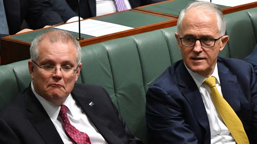 Malcolm Turnbull has claimed Scott Morrison is undeserving of the role of Prime Minister.