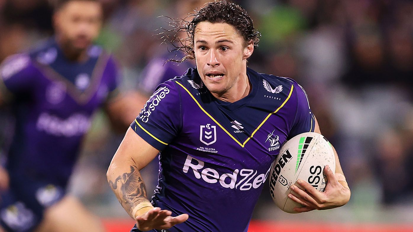 Nicho Hynes admits he may be forced to leave Storm to get full-time starting spot