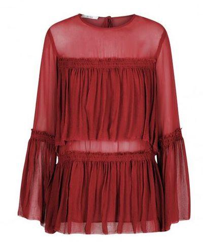 "<a href=""https://morrisonshop.com/new-in/abbigail-silk-top.html"" target=""_blank"">Morrison Abbigail Silk Top, $399.</a>"
