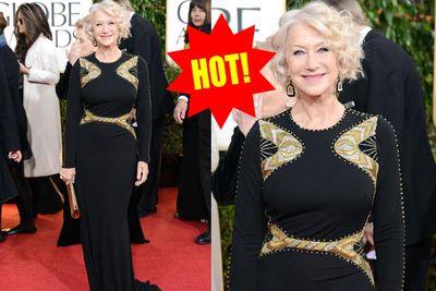 She's 67?!! Massive babe.