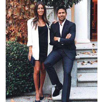 <strong>Fernando Verdasco and Ana Boyer</strong>