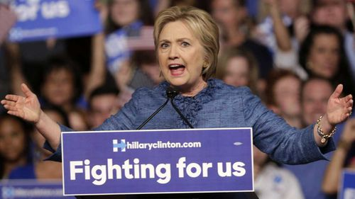 Hillary Clinton makes history after officially being named Democratic presidential nominee