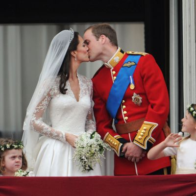 Duke and Duchess of Cambridge, 2011