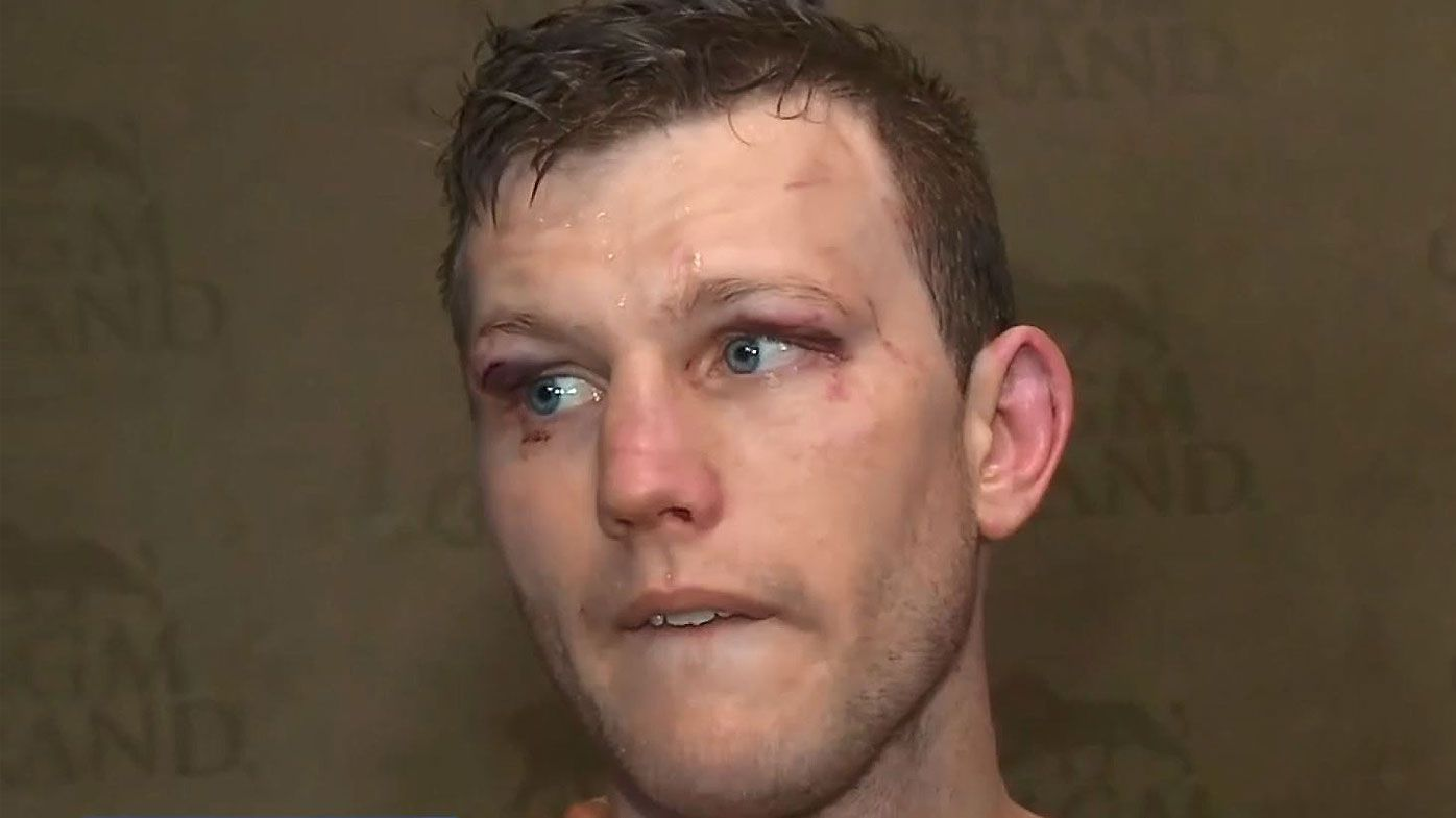 Boxing: Jeff Horn apologises to Australia after title loss to Terence Crawford