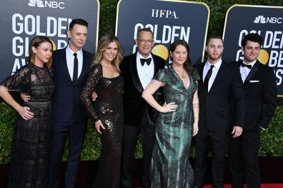 Tom Hanks, Rita Wilson, relationship timeline, family