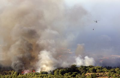 Portugal forest fire
