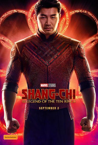 Simu Liu, Shang-Chi