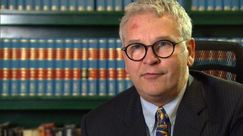 """Criminal law expert Bill Potts called Peter's case """"concerning""""."""