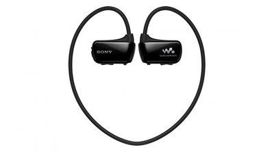 <strong>Sony W Series Walkman In-Ear Headphones - Black.</strong>