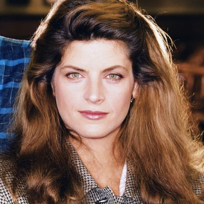 Kirstie Alley as Rebecca Howe: Then