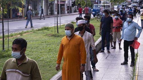 Singapore has seen a second wave of coronavirus cases.