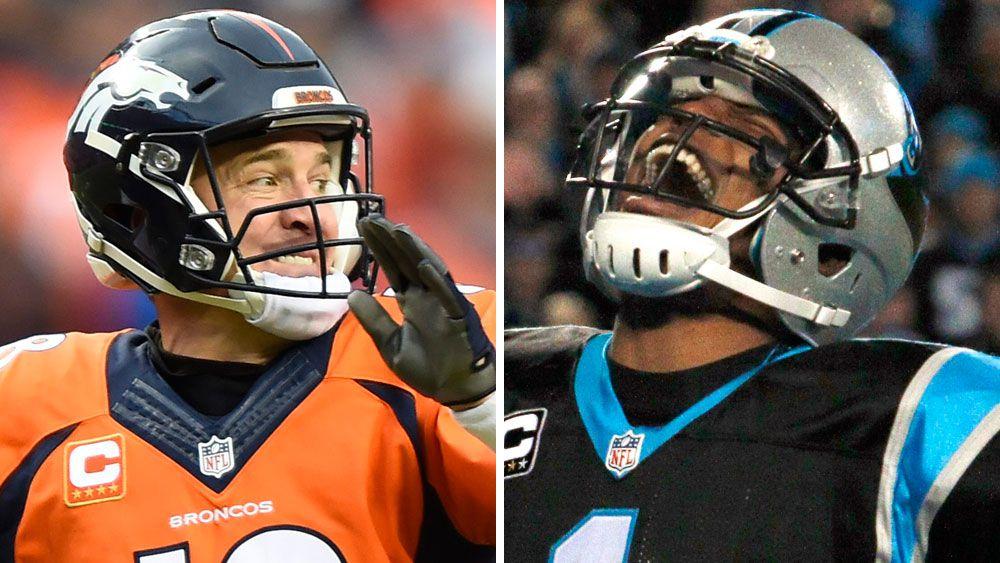 Live Super Bowl 50: Broncos v Panthers