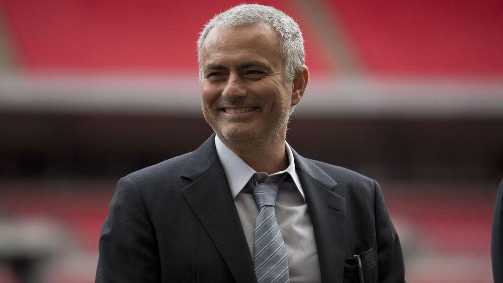 Jose Mourinho. (AAP)