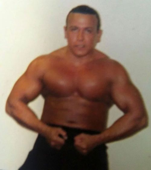 Cesar Sayoc was an amateur bodybuilder before his terror arrest.