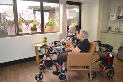 Videos for Change: Aged Care