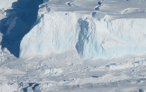 Ice shelves propping up two major Antarctic glaciers are breaking up and it could have major consequences for sea level rise