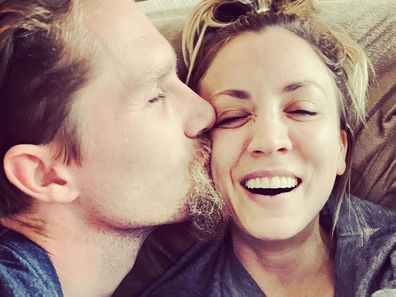 Kaley Cuoco and Karl Cook, move in, new home